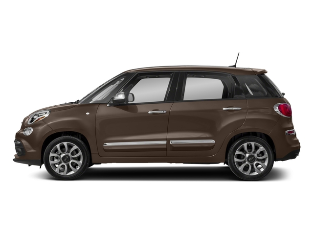 2018 FIAT 500L Pictures 500L Trekking Hatch photos side view