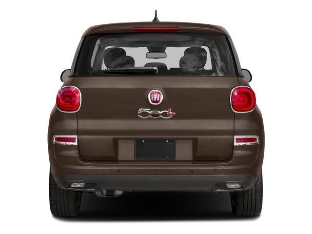 2018 FIAT 500L Pictures 500L Trekking Hatch photos rear view