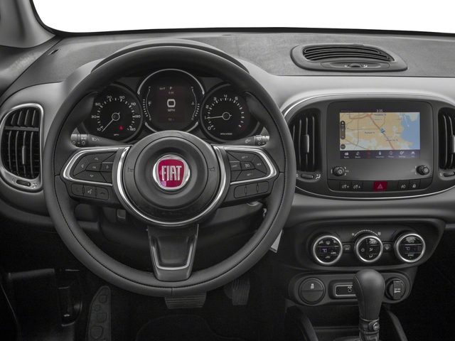 2018 FIAT 500L Pictures 500L Trekking Hatch photos driver's dashboard