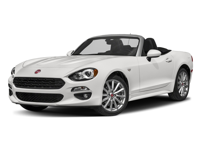 2018 FIAT 124 Spider Base Price Lusso Convertible Pricing side front view