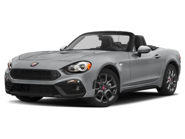 2018 FIAT 124 Spider Prices and Values Convertible 2D Lusso I4 Turbo