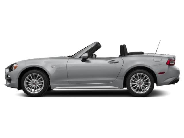2018 FIAT 124 Spider Prices and Values Convertible 2D Lusso I4 Turbo side view