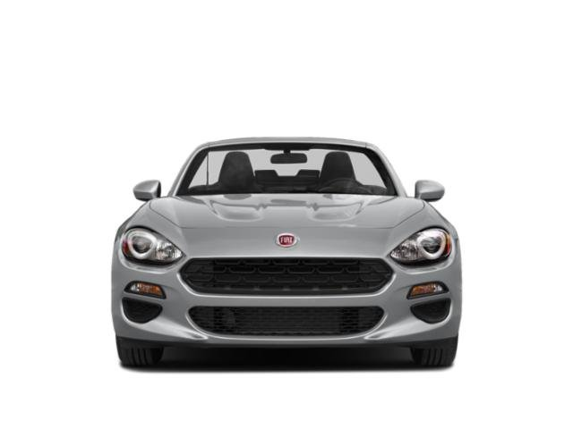 2018 FIAT 124 Spider Prices and Values Convertible 2D Lusso I4 Turbo front view