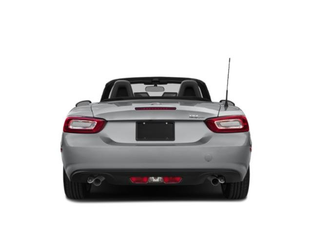 2018 FIAT 124 Spider Prices and Values Convertible 2D Lusso I4 Turbo rear view