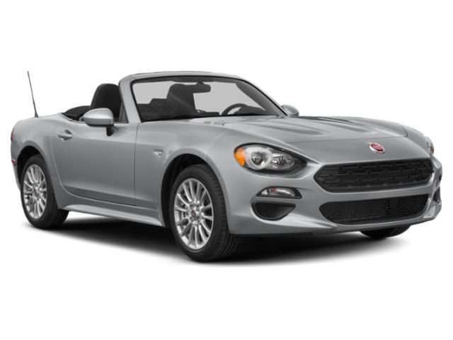 2018 FIAT 124 Spider Prices and Values Convertible 2D Lusso I4 Turbo side front view