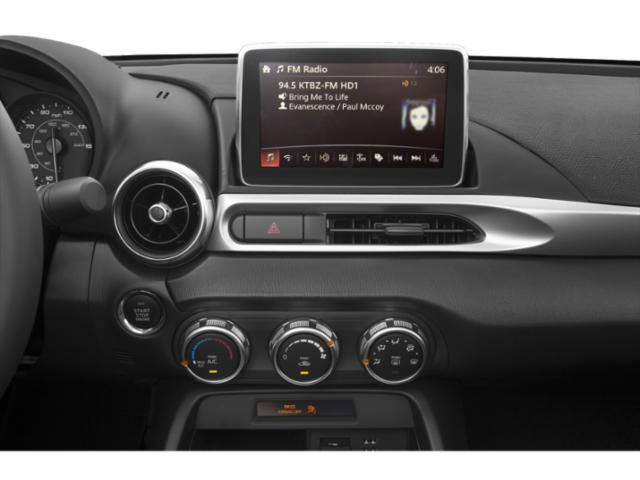 2018 FIAT 124 Spider Prices and Values Convertible 2D Lusso I4 Turbo stereo system