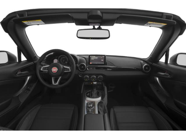 2018 FIAT 124 Spider Prices and Values Convertible 2D Lusso I4 Turbo full dashboard
