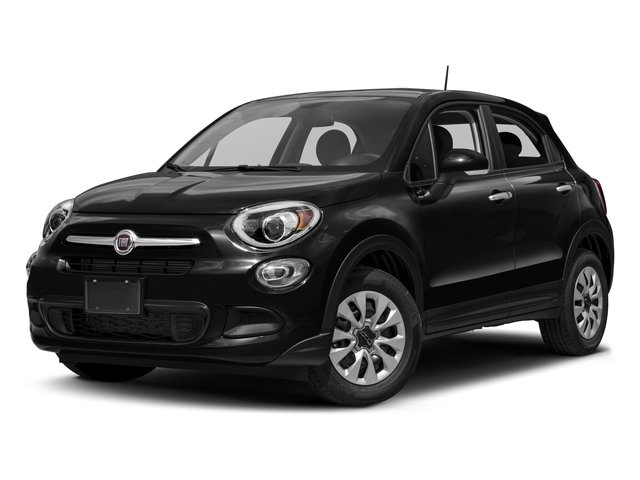 2018 FIAT 500X Base Price Pop AWD Pricing side front view