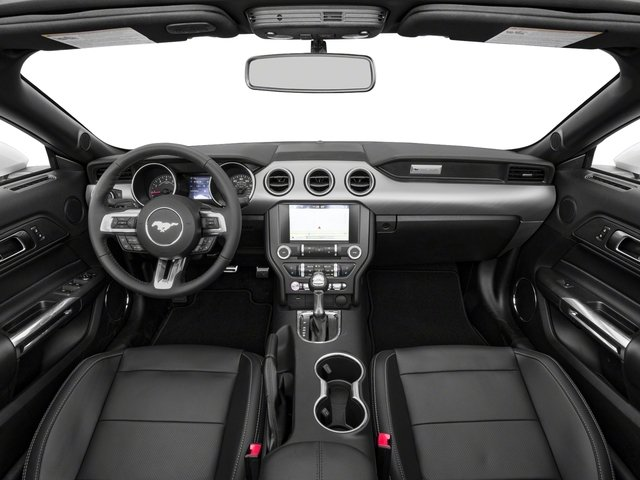 2018 Ford Mustang Base Price GT Premium Convertible Pricing full dashboard