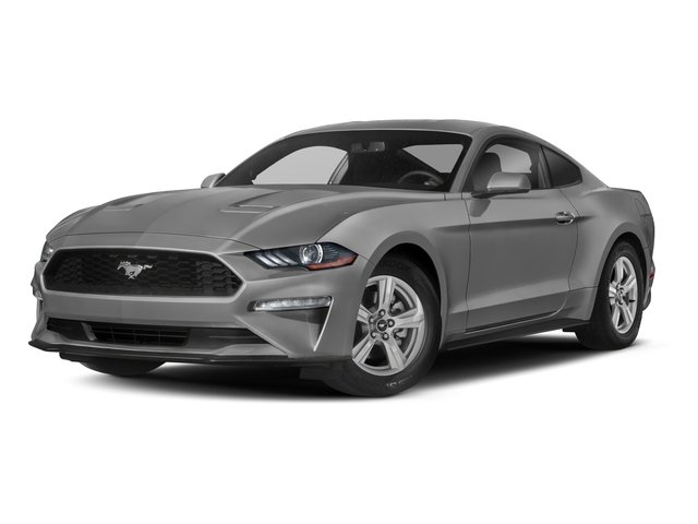 2018 Ford Mustang Base Price Ecoboost Fastback Pricing Side Front View