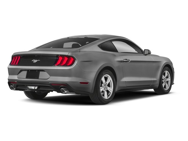 2018 Ford Mustang Base Price Ecoboost Fastback Pricing Side Rear View