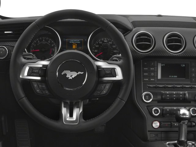 Ford Mustang Base Price Gt Fastback Pricing Drivers Dashboard