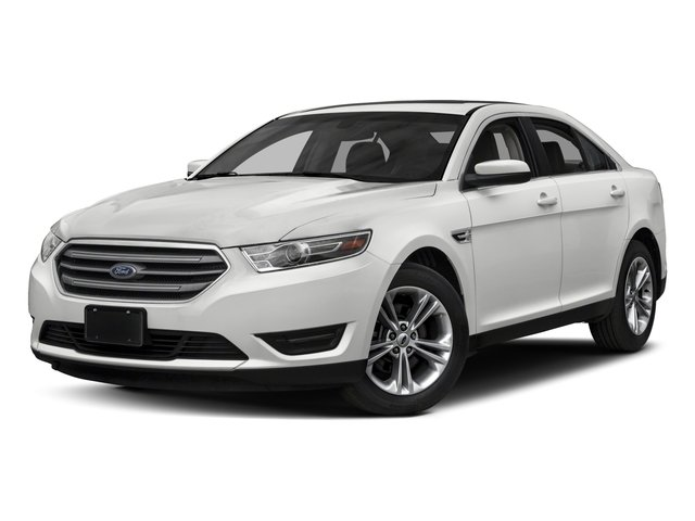 2018 Ford Taurus Pictures Taurus Sedan 4D SE V6 photos side front view