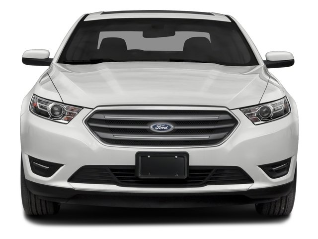 2018 Ford Taurus Pictures Taurus Sedan 4D SEL AWD V6 photos front view