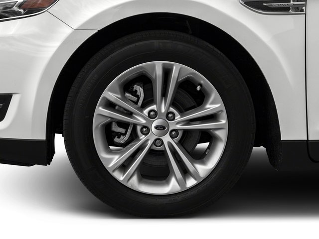 2018 Ford Taurus Pictures Taurus Sedan 4D SE V6 photos wheel