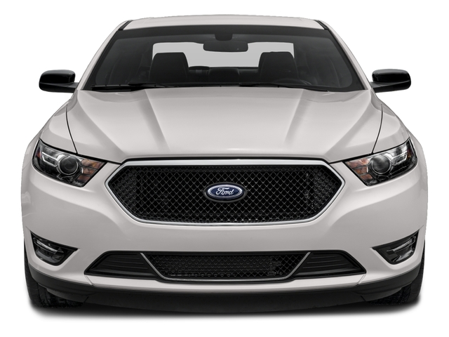 2018 Ford Taurus Base Price SHO AWD Pricing front view