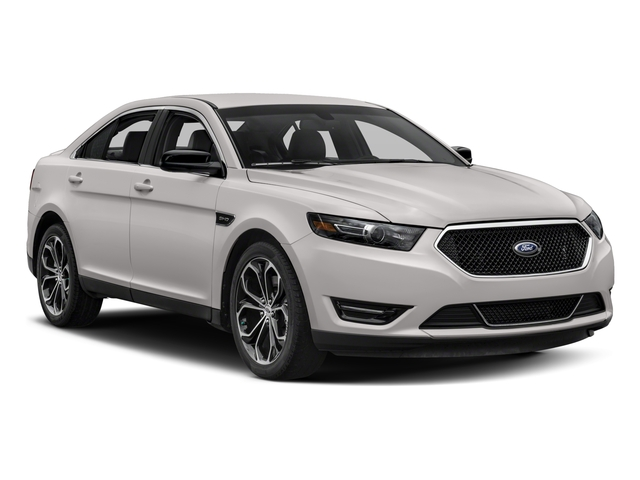 2018 Ford Taurus Base Price SHO AWD Pricing side front view