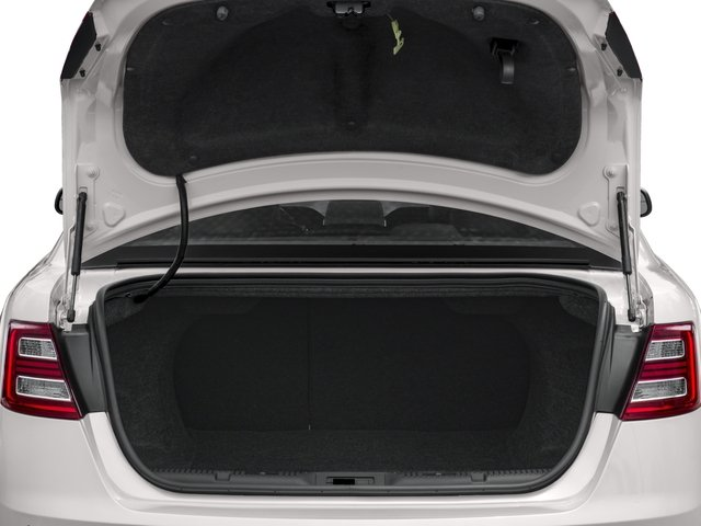 2018 Ford Taurus Base Price SHO AWD Pricing open trunk