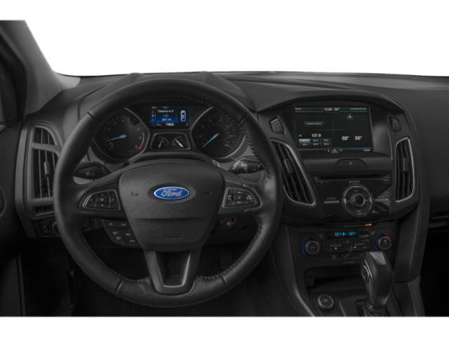 2018 Ford Focus Pictures Focus Hatchback 5D SEL photos driver's dashboard