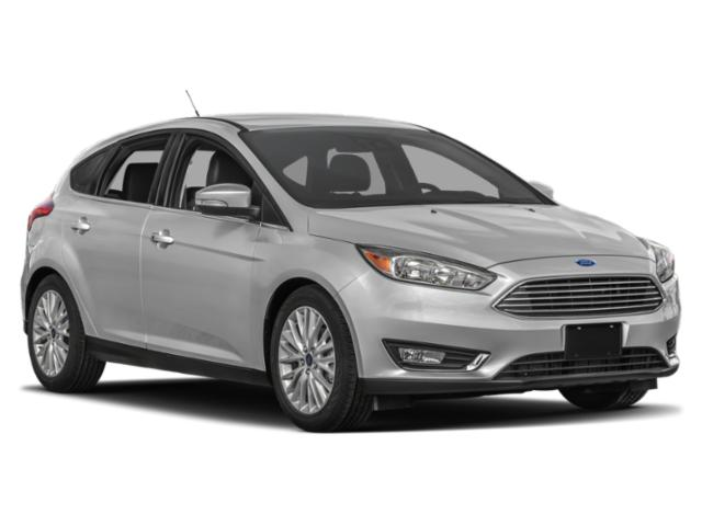 2018 Ford Focus Pictures Focus Hatchback 5D SEL photos side front view
