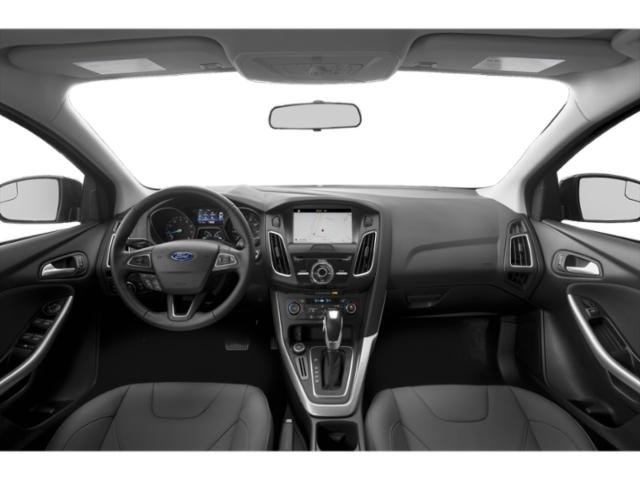 2018 Ford Focus Pictures Focus Hatchback 5D SEL photos full dashboard