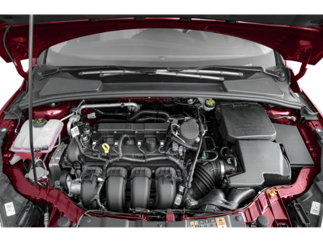 2018 Ford Focus Pictures Focus Hatchback 5D SEL photos engine