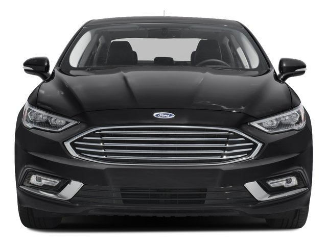 2018 Ford Fusion Base Price Titanium AWD Pricing front view