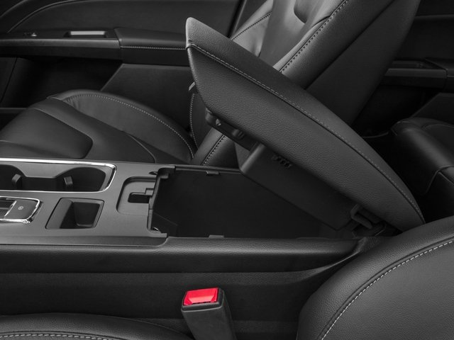 2018 Ford Fusion Base Price Titanium AWD Pricing center storage console