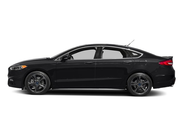 2018 Ford Fusion Base Price Sport AWD Pricing side view