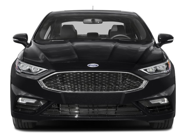 2018 Ford Fusion Base Price Sport AWD Pricing front view