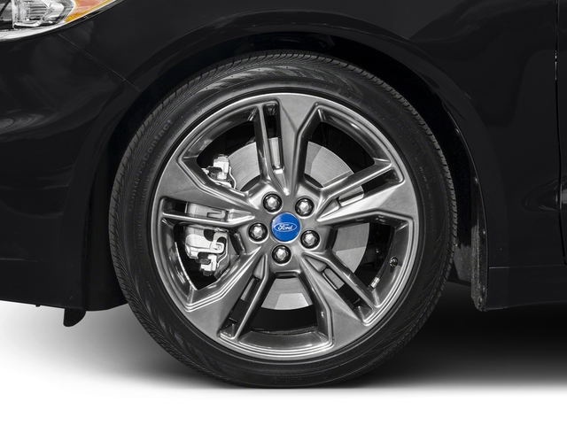 2018 Ford Fusion Base Price Sport AWD Pricing wheel
