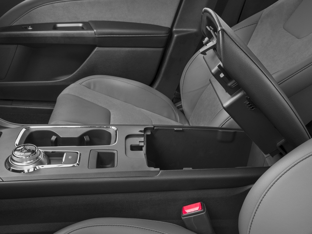 2018 Ford Fusion Base Price Sport AWD Pricing center storage console