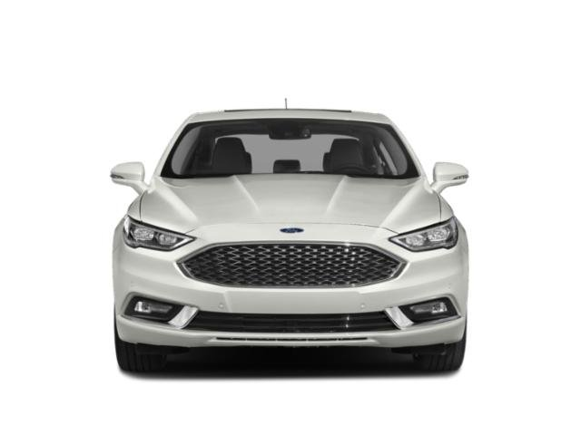 2018 Ford Fusion Prices and Values Sedan 4D Titanium I4 Turbo front view