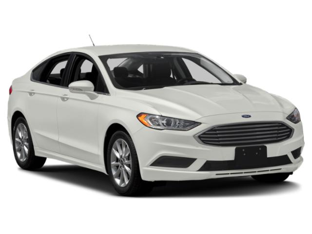 2018 Ford Fusion Prices and Values Sedan 4D Titanium I4 Turbo side front view
