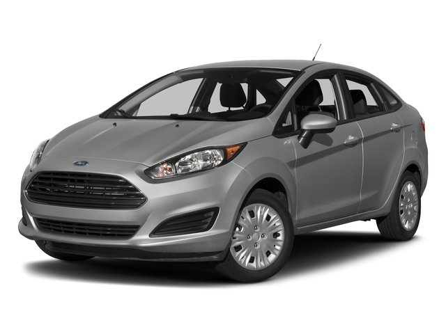 2018 Ford Fiesta Base Price S Sedan Pricing side front view