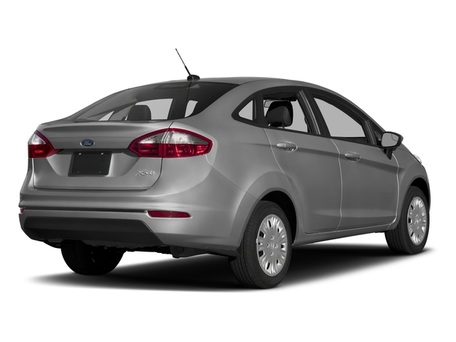 2018 Ford Fiesta Base Price S Sedan Pricing side rear view