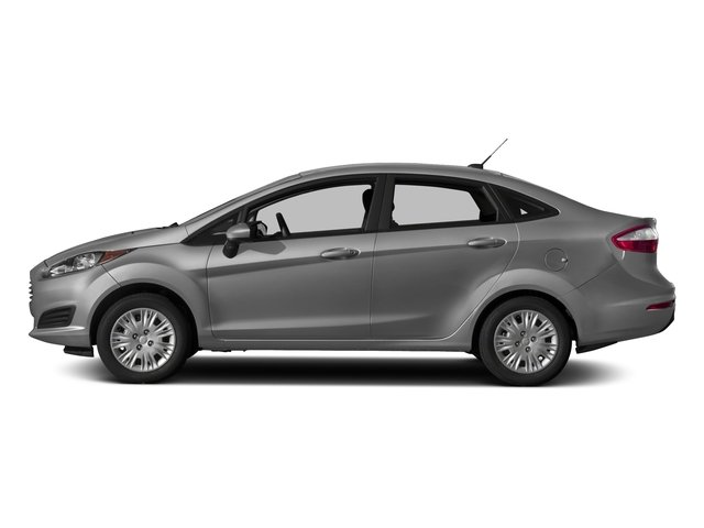 2018 Ford Fiesta Base Price S Sedan Pricing side view