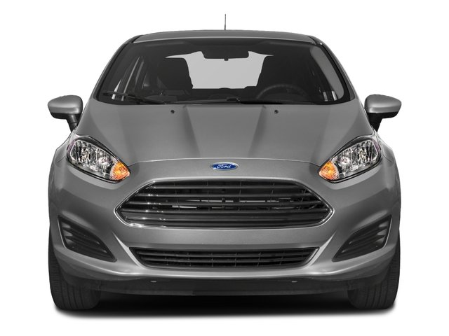2018 Ford Fiesta Base Price S Sedan Pricing front view