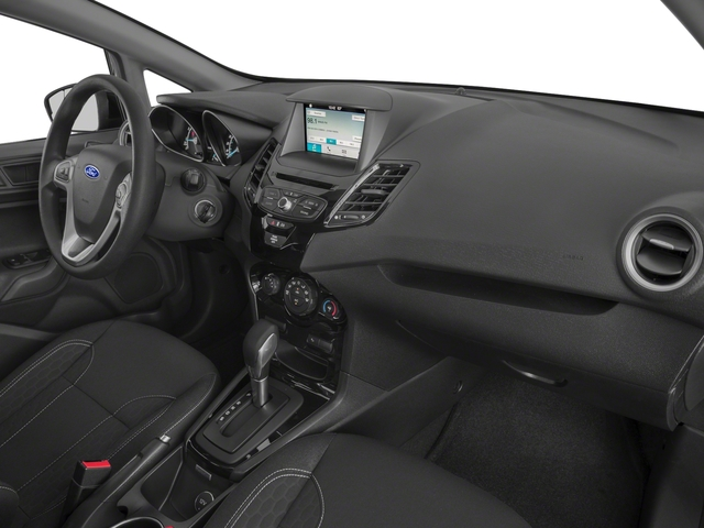 2018 Ford Fiesta Pictures Fiesta SE Hatch photos passenger's dashboard