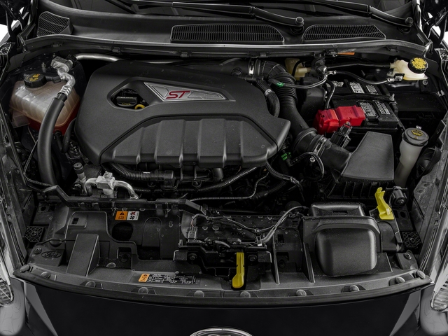 2018 Ford Fiesta Pictures Fiesta ST Hatch photos engine