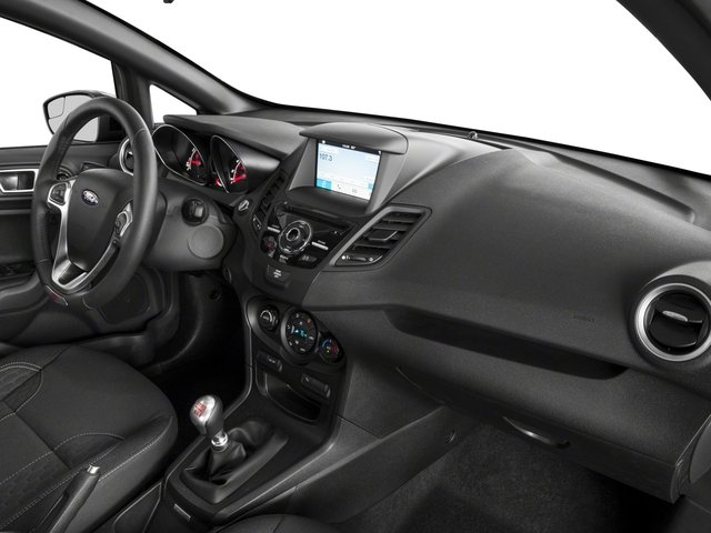 2018 Ford Fiesta Pictures Fiesta ST Hatch photos passenger's dashboard