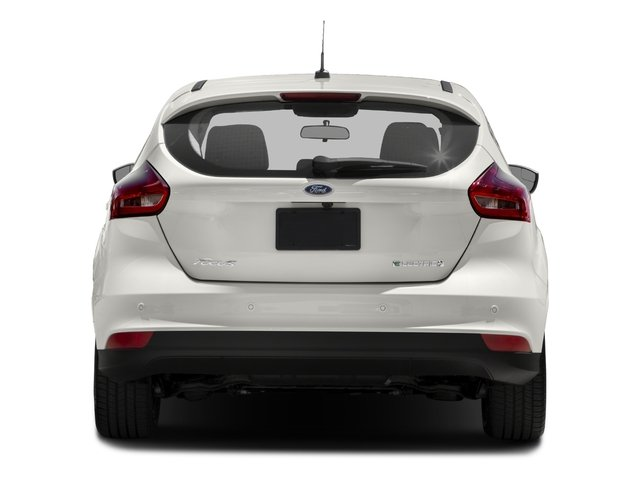 2018 Ford Focus Prices and Values Hatchback 5D Electric rear view