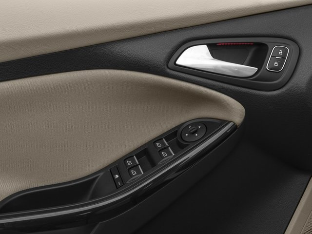 2018 Ford Focus Prices and Values Hatchback 5D Electric driver's side interior controls