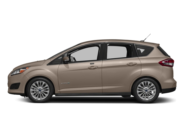 2018 Ford C-Max Hybrid Pictures C-Max Hybrid SE FWD photos side view