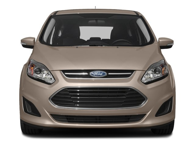 2018 Ford C-Max Hybrid Pictures C-Max Hybrid SE FWD photos front view