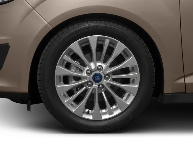 2018 Ford C-Max Hybrid Pictures C-Max Hybrid SE FWD photos wheel