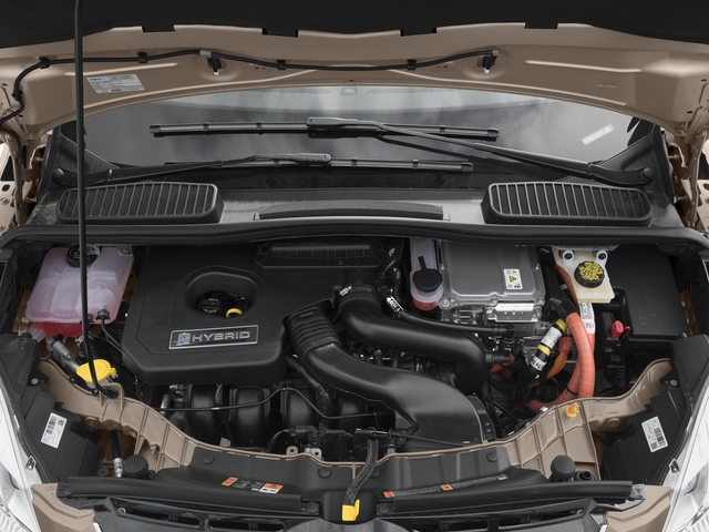 2018 Ford C-Max Hybrid Pictures C-Max Hybrid SE FWD photos engine