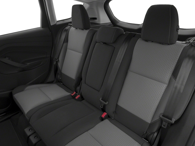 2018 Ford C-Max Hybrid Pictures C-Max Hybrid SE FWD photos backseat interior