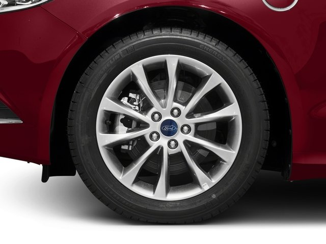 2018 Ford Fusion Energi Base Price Titanium FWD Pricing wheel