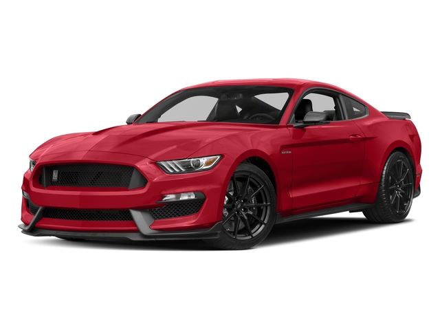 2018 Ford Mustang Base Price Shelby GT350 Fastback Pricing side front view